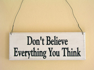 Dont-believe-hanging-sign